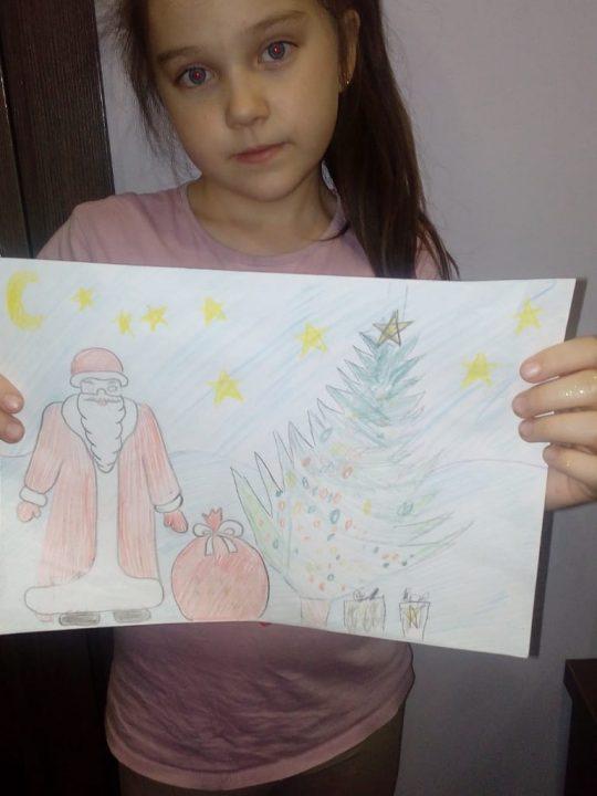 Агафурова Ксения, 8 лет