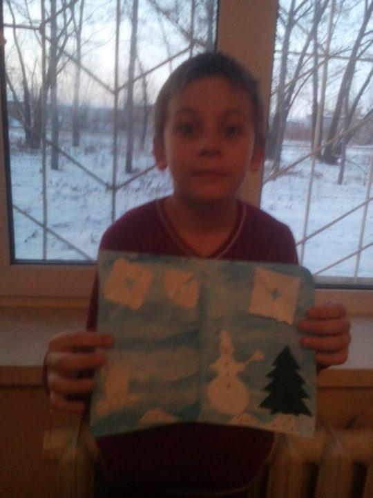 Долгорук Никита, 8 лет