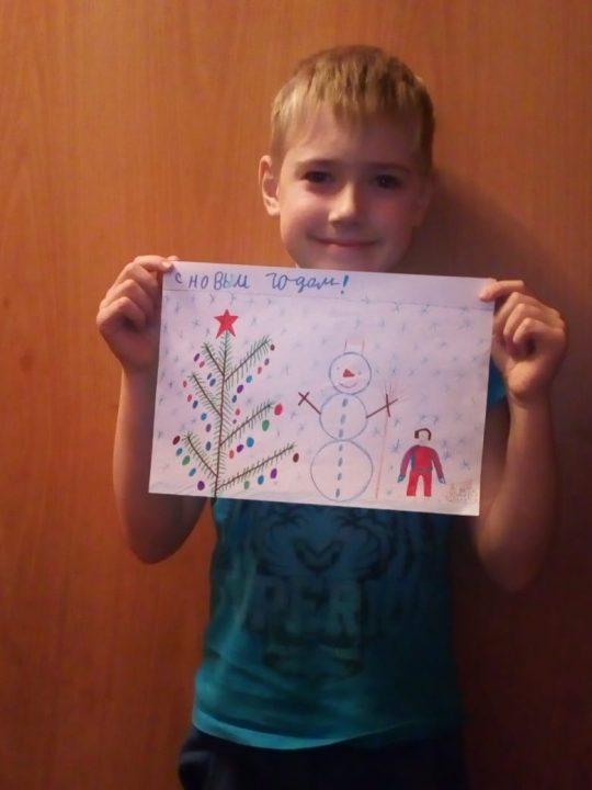 Королёв Дима, 8 лет